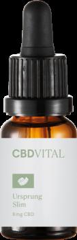 CBD Vital CBD Ursprung SLIM, 15ml
