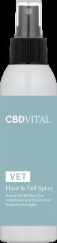 CBD Vital Haut und Fell Spray 150ml (Mensch + Tier)