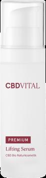CBD Vital - Lifting Serum - 30ml - CBD Bio Naturkosmetik